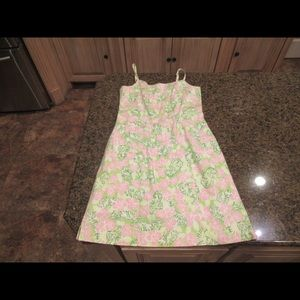 Lily Pulitzer Sz 4 Dress